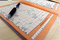 Woordspel - kruiswoordpuzzel