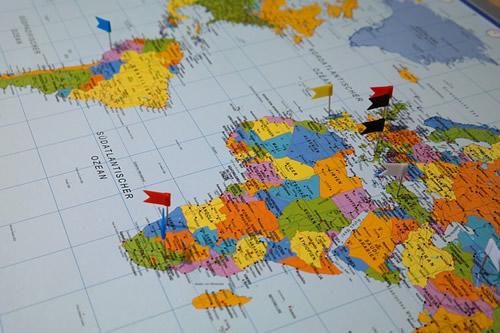 Dagboek - Week 4: reizen