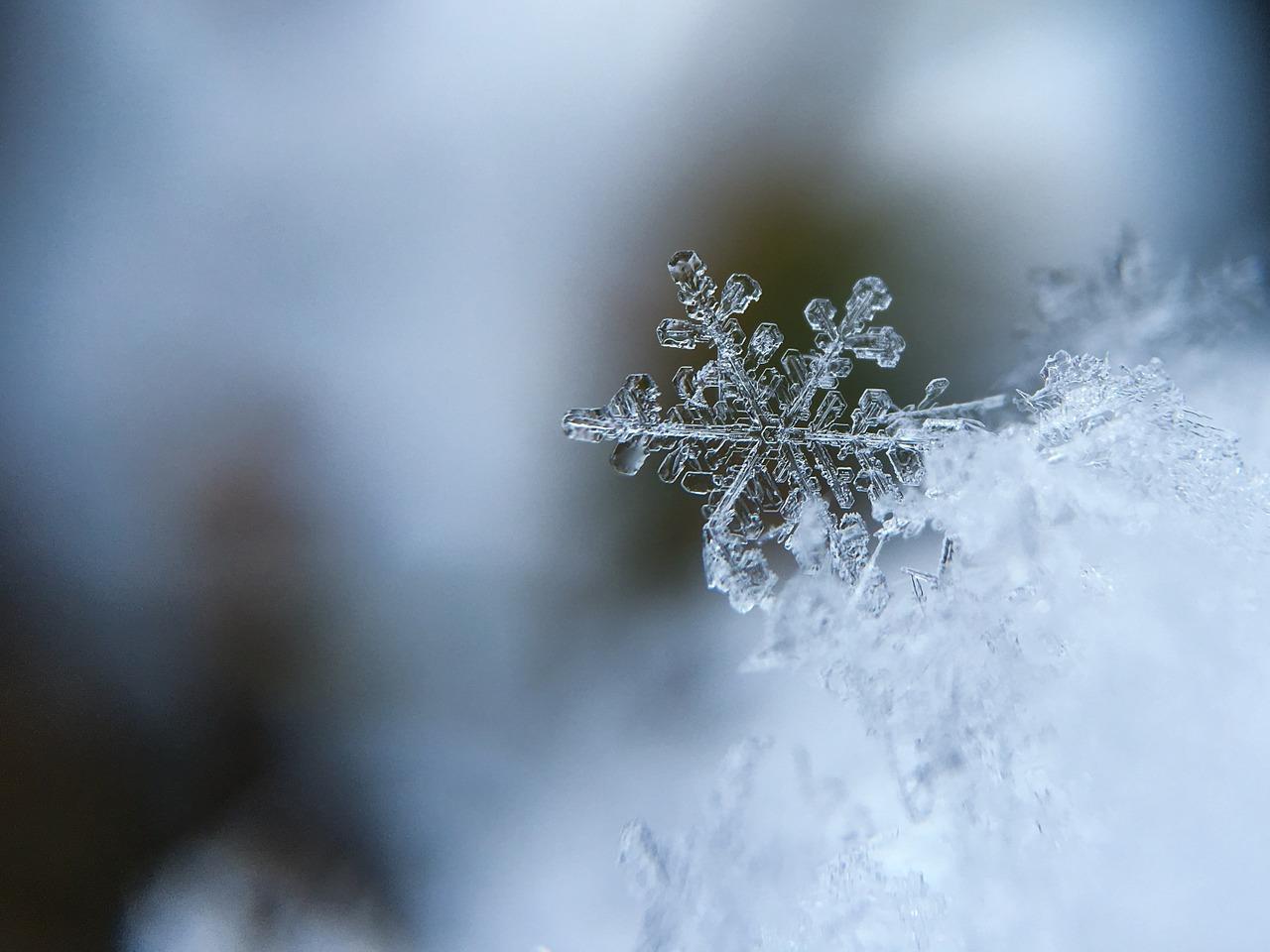 Woordspel - sneeuwvlok